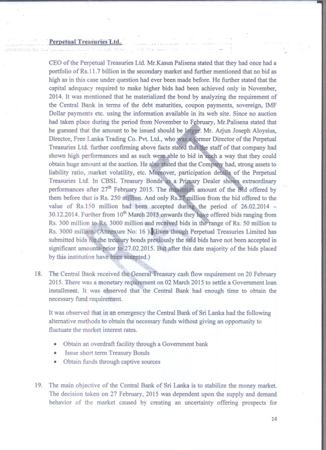 CPOE Report  bond scam Scan - Page - 14