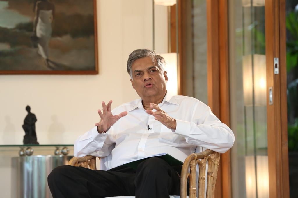 Ranil From his twitter