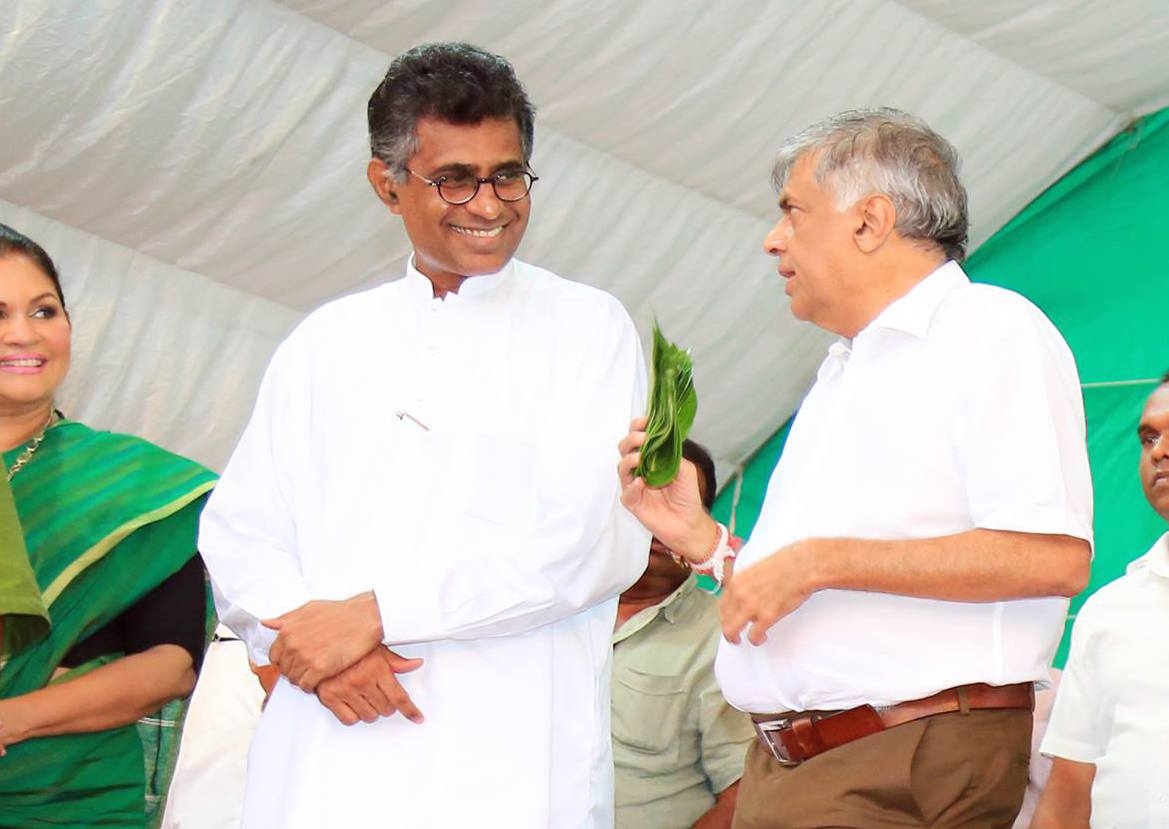 Image result for champika ranawaka