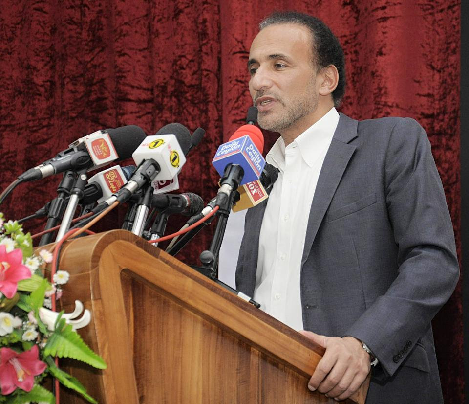 Tariq Ramadan, at 18th annual commemorative lecture of the late Speaker of the Parliament of Sri Lanka M.A Bakeer Markar, 21st September 2015.