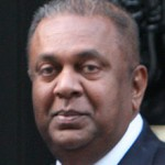 Mangala Samaraweera -Minister of External Affairs