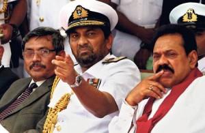 Navy Commander Wasantha Karannagoda