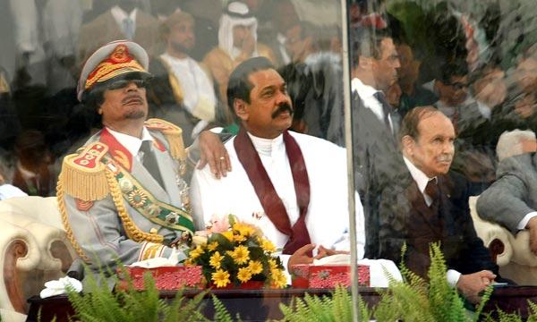 Rajapaksa_Gaddafi