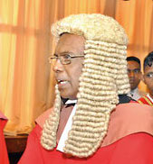 Chief Justice K. Sripavan