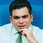 Avant Garde's boss -Nissanka Senadhipathi