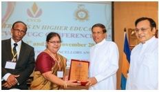 VC/Jaffna with the President (13 Nov. 2015)