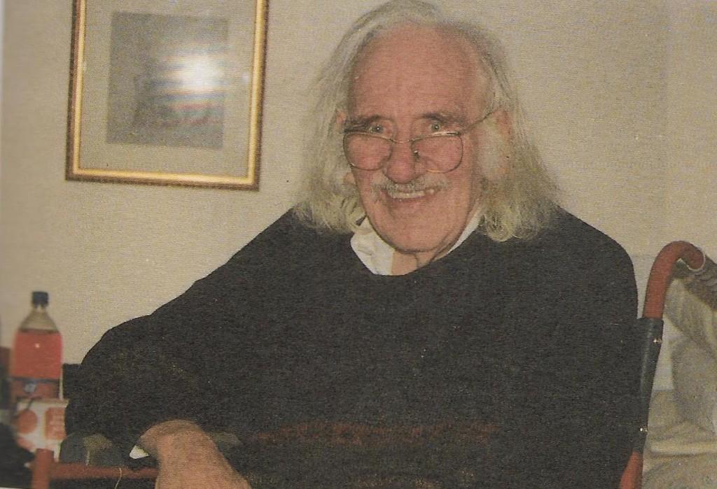 Bracegirdle at age 84
