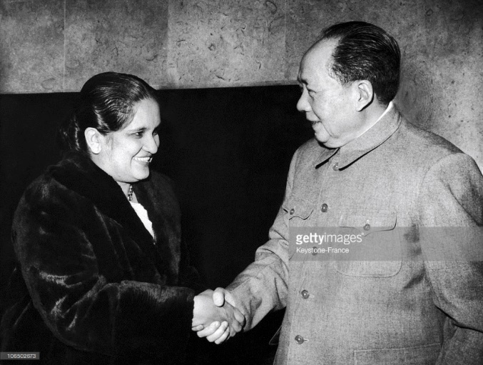 Mao Tse-tung and Sirima