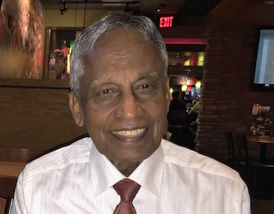 Governor of the Eastern Province, Austin Fernando