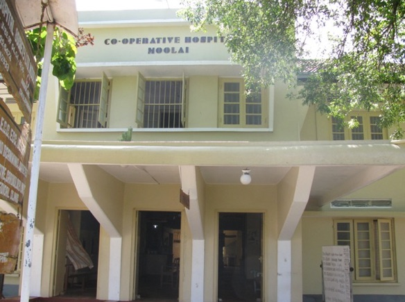 Moolai Hospital, Jaffna District