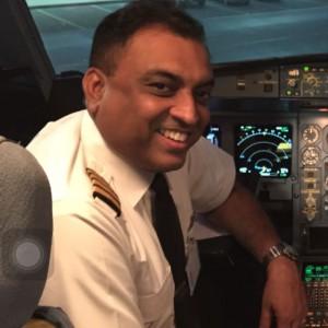 Capt. Renuke Senanayake