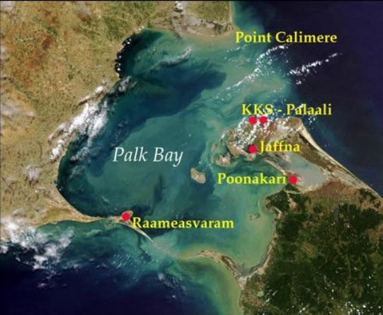 KKS and environs