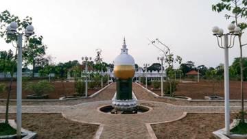 Mankulam Buddist temple