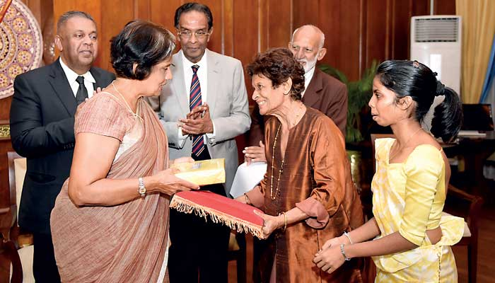 Consultation Task Force ReportChandrika and Manori