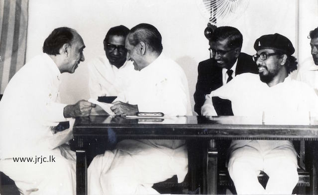 jr-jayewardene-and-rohana-wijeweera