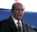 Marapana Sworn In As Foreign Affairs Minister