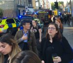 Explosion Reported On London Underground Train Station