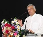 Investigations Of Cheques Cashed Close To Presidential Election 2015 Continue, Ranil Assures UNP