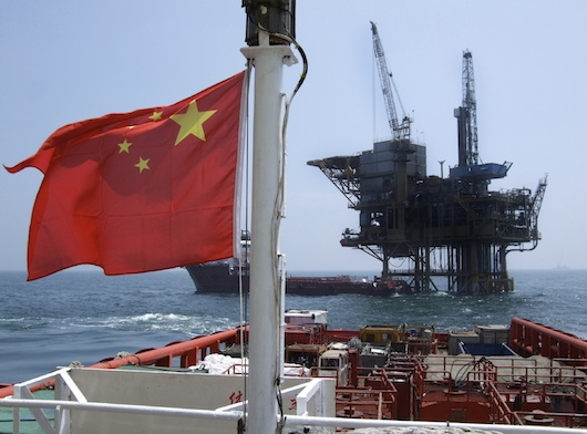 China's Crude Oil Output up 0.9 pct in August
