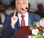 Ranil Responds To Sirisena's Allegations: Rubbishes Remarks Over Bloodshed In House