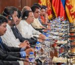 Sirisena Gives SLFP Group Extravagant Holiday In Philippines Busting Taxpayers' Money: High-Level Discussions Become A Farce